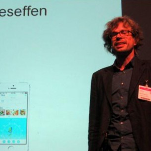 """On tuesday 6 October 2015 I delivered a Keynote speech at the conference Technology for Health in Den Bosch. My talk was called """"User centered design: a necessity"""". Slides of my talk are available here."""