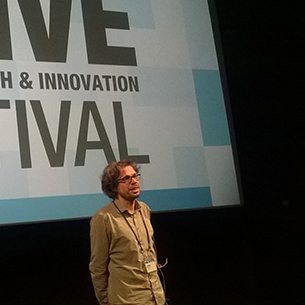 On october 22, I gave a talk on user-centered design using the Behavioural Lenses at CLICKNL DRIVE during the Dutch Design Week.