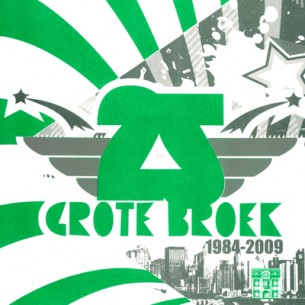 In november 2009, independent social center Grote Broek in Nijmegen celebrated its 25th anniversary. To announce the festivities, I designed a poster and a flyer, stencil printed at Knust.