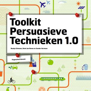 Een toolkit gericht op het ontwerpen van persuasieve concepten voor jongeren.
